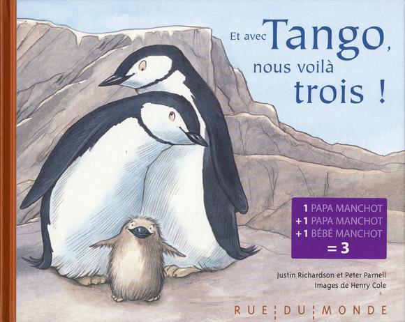 Image: Et avec Tango, nous voilà trois!