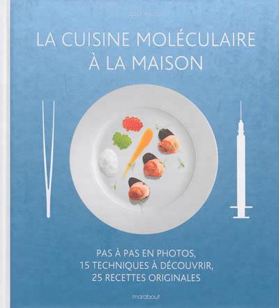 Image: La cuisine moléculaire à la maison
