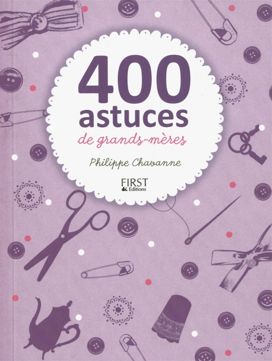 Image: 400 astuces de grands-mères