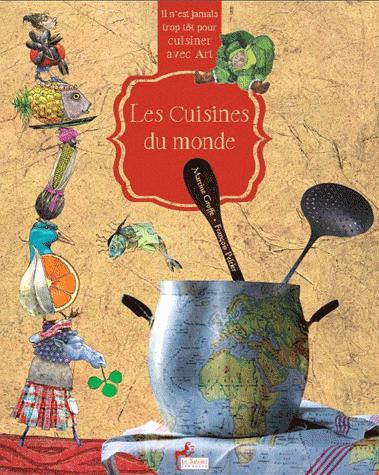 Image: Les cuisines du monde