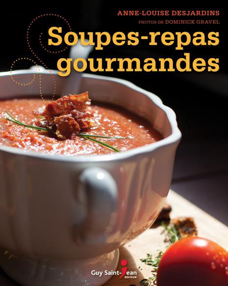 Image: Soupes-repas gourmandes