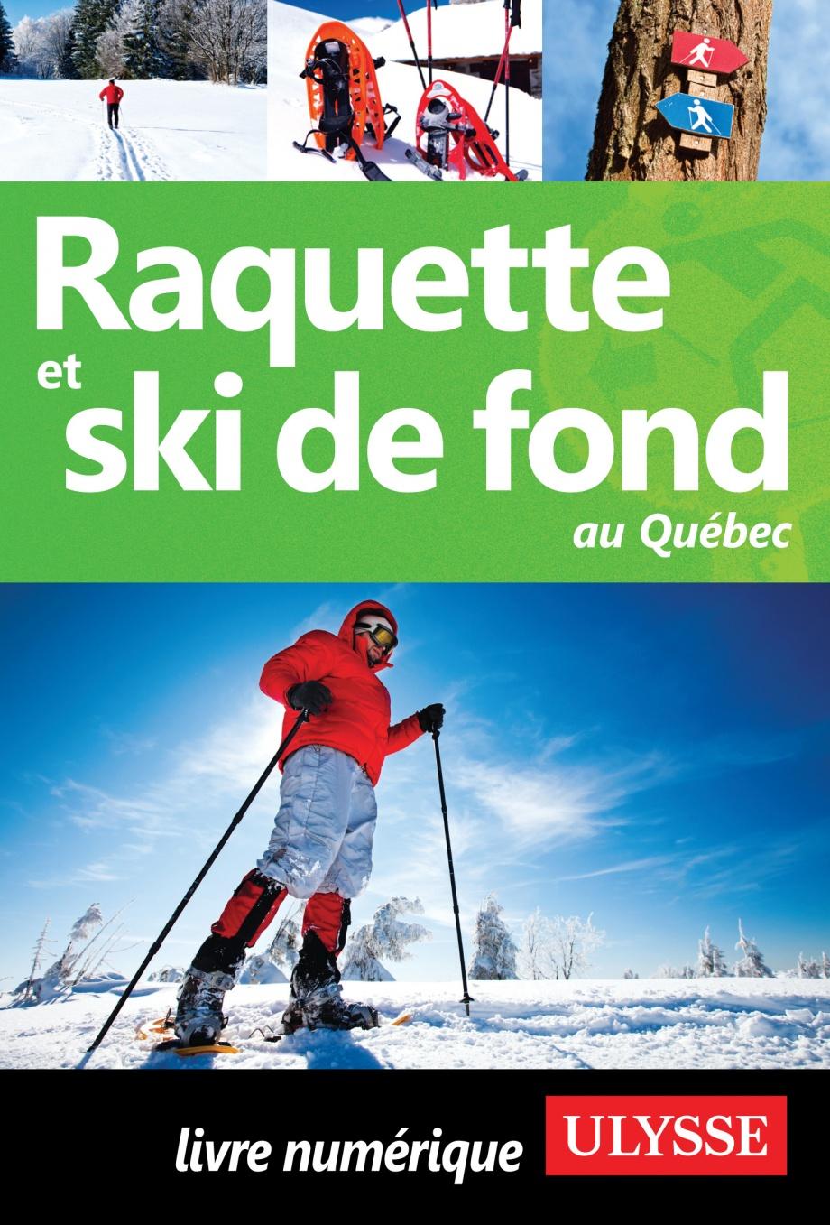 Image: Raquette et ski de fond au Québec