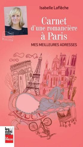 Image: Carnet d'une romancière à Paris