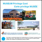 Museum Privilege Card