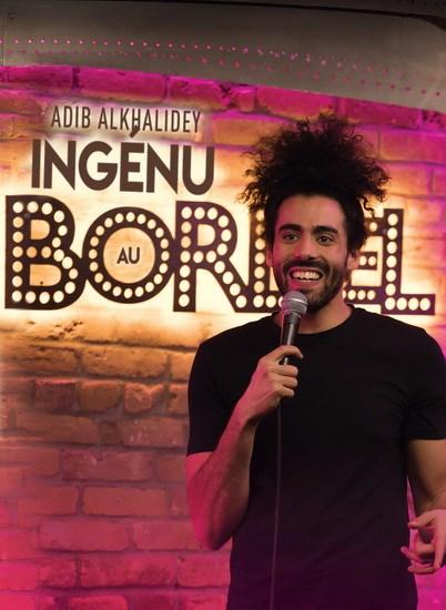 Adib Alkhalidey : Ingénu Au Bordel