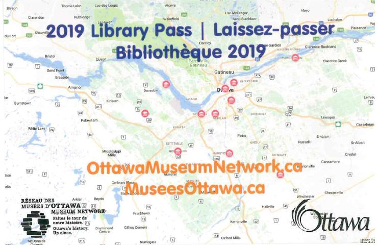 Library Pass 2019