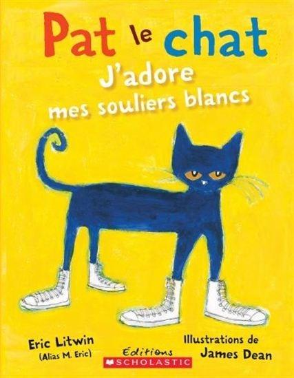 Image: Pat le chat