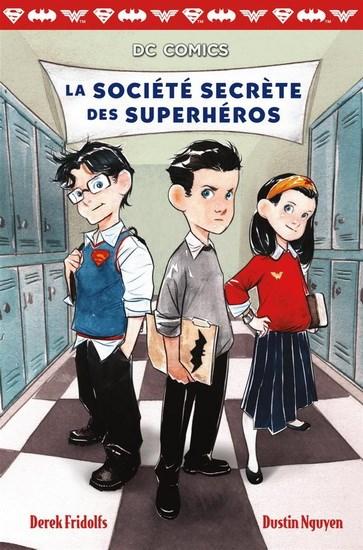 Image: La Société secrète des superhéros