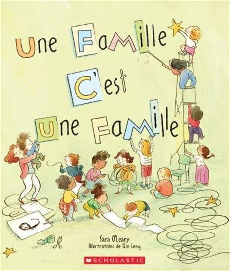 Image: Une famille c'est une famille