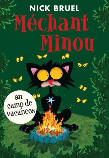 Méchant Minou au camp de vacances