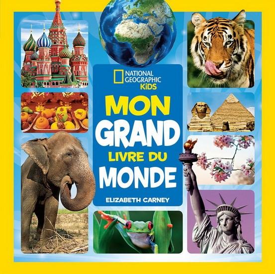 Image: Mon grand livre du monde