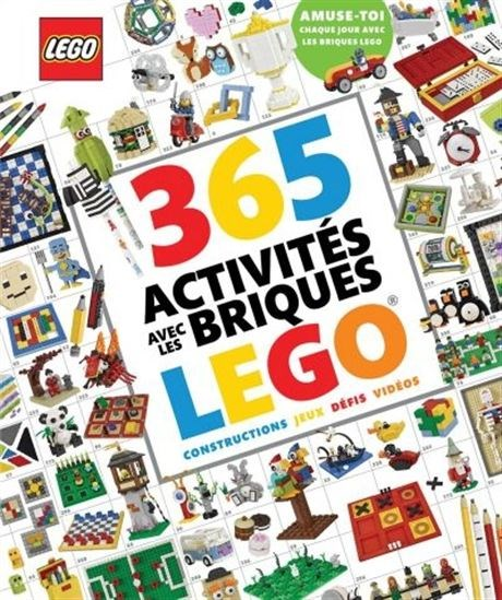 Image: 365 activités avec les briques LEGO®