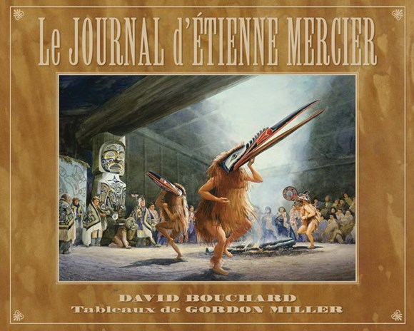 Image: Le journal d'Étienne Mercier