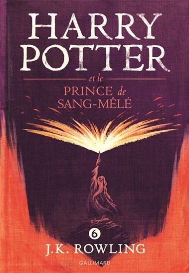 Harry Potter et le Prince de Sang-Mélé