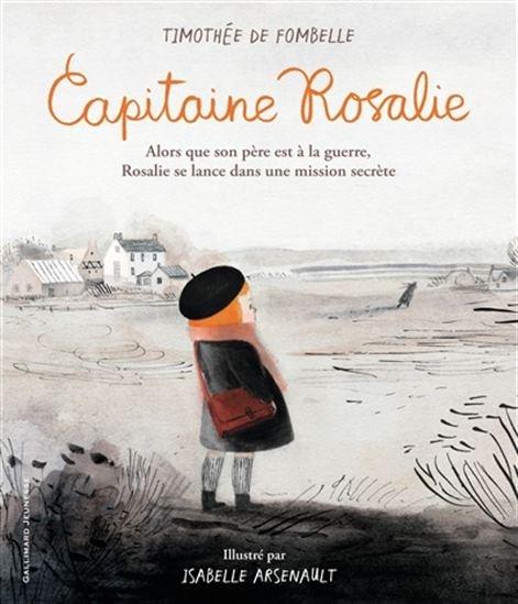 Image: Capitaine Rosalie