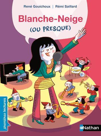 Image: Blanche-Neige (ou presque)