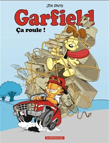 Garfield voyage léger