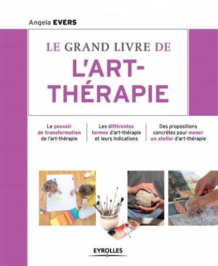 Image: Le grand livre de l'art-thérapie