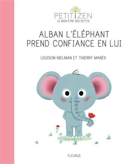 Image: Alban l'éléphant prend confiance en lui