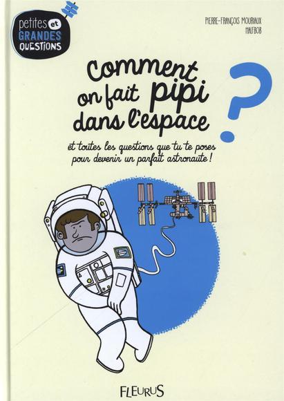 Image: Comment on fait pipi dans l'espace?