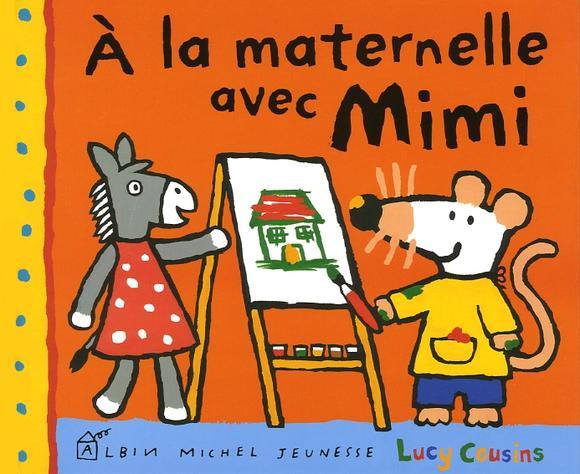Image: À la maternelle avec Mimi