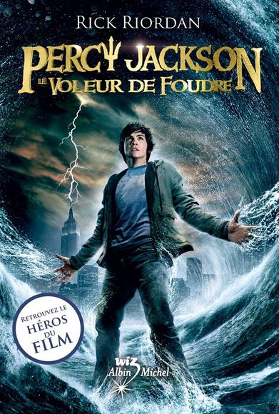 Image: Percy Jackson - Tome 1