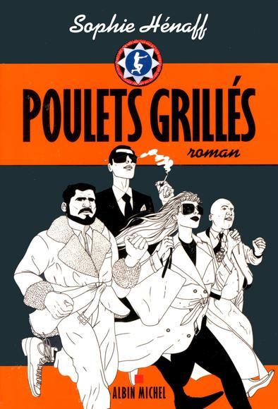 Image: Poulets grillés