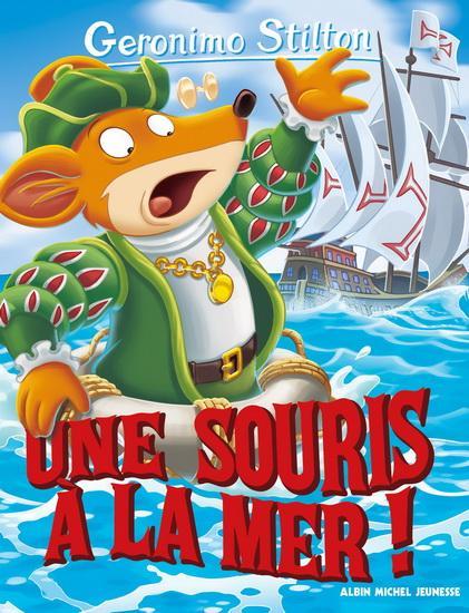 Image: Une souris à la mer!
