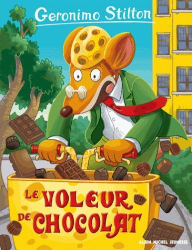 Image: Le voleur de chocolat