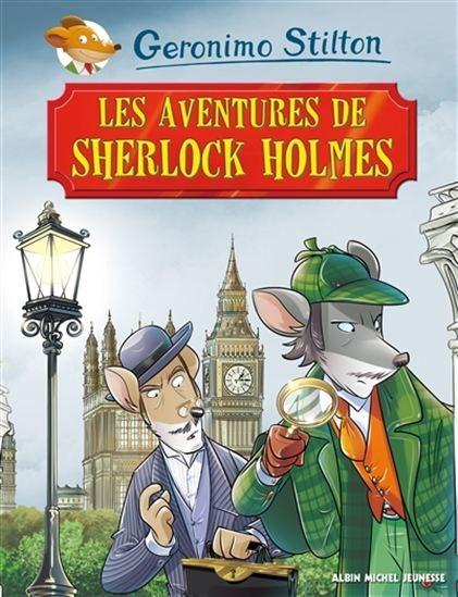 Image: Les aventures de Sherlock Holmes