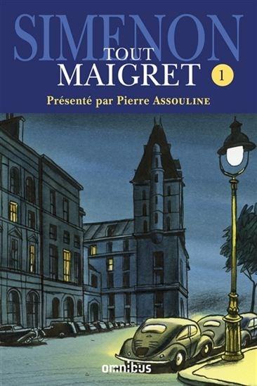 Image: Tout Maigret