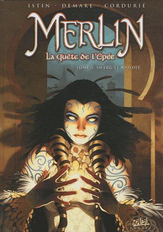 Merlin, la quête de l'épée