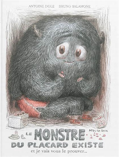 Le monstre du placard existe et je vais vous le prouver