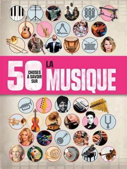 Image: 50 choses à savoir sur la musique