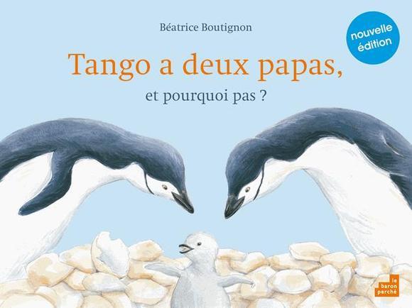 Image: Tango a deux papas, et pourquoi pas?