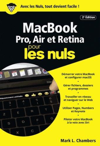Image: Macbook pour MacBook, MacBook Air et MacBook Pro pour les nuls
