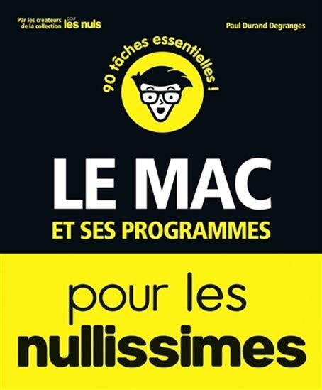 Image: Le Mac et ses programmes pour les nullissimes