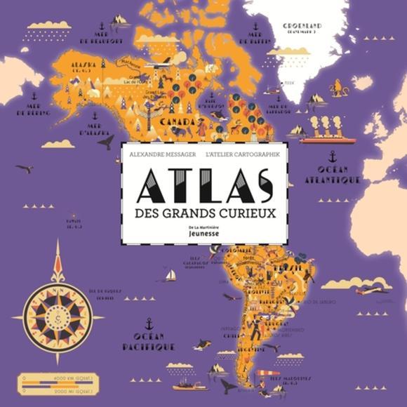 Image: Atlas des grands curieux