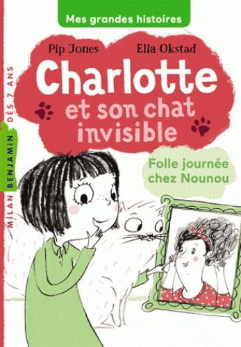 Charlotte et son chat invisible