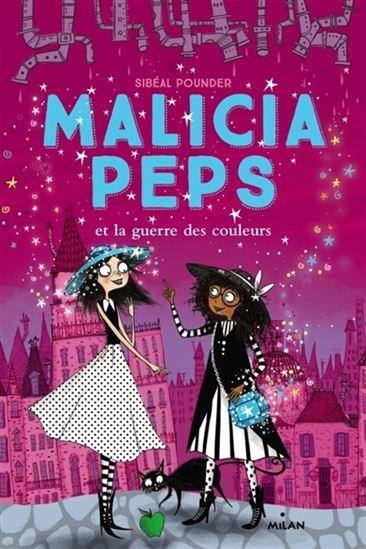 Malicia Peps et la guerre des couleurs