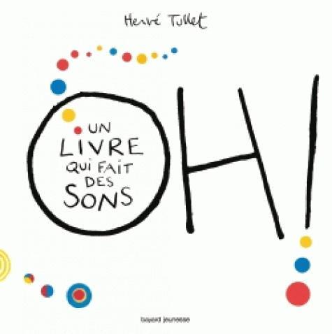 Image: Oh! Un livre qui fait des sons