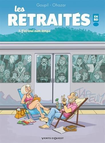 Image: Retraités En Bd,Les T01:J'ai Tout Mon Temps