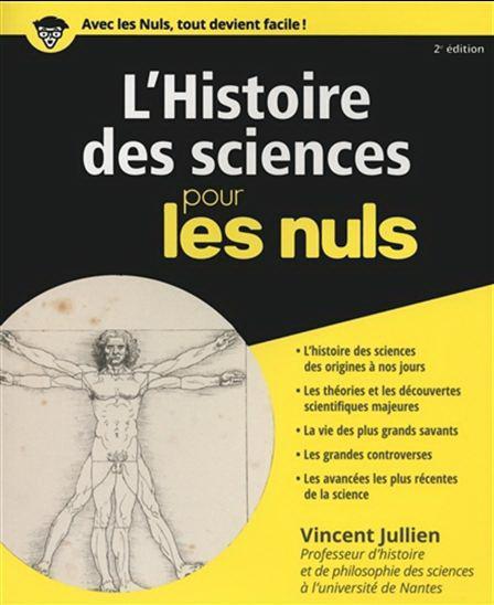 Image: L'histoire des sciences pour les nuls