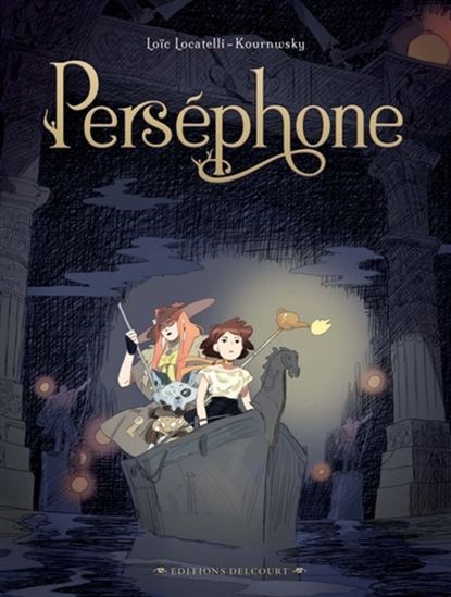 Image: Perséphone