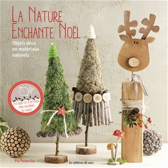 Image: La nature enchante Noël