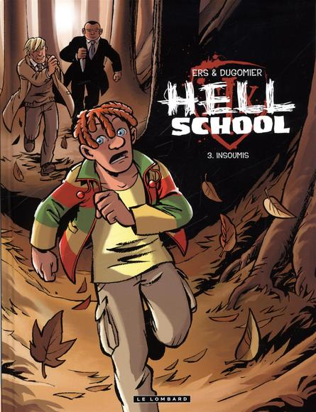 Image: Hell school