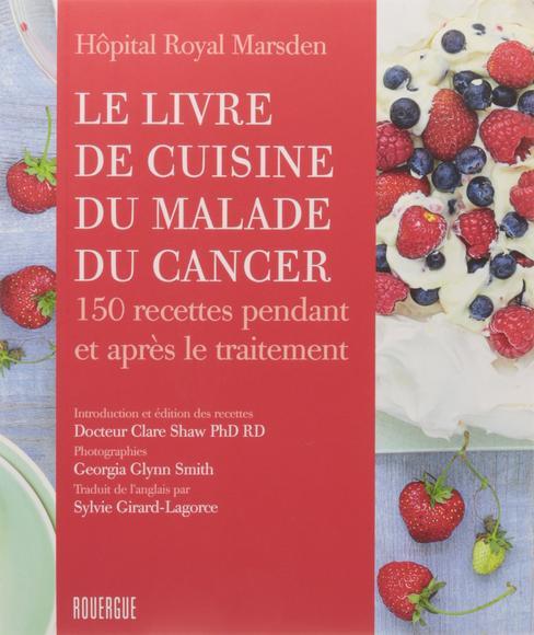 Image: Le livre de cuisine du malade du cancer
