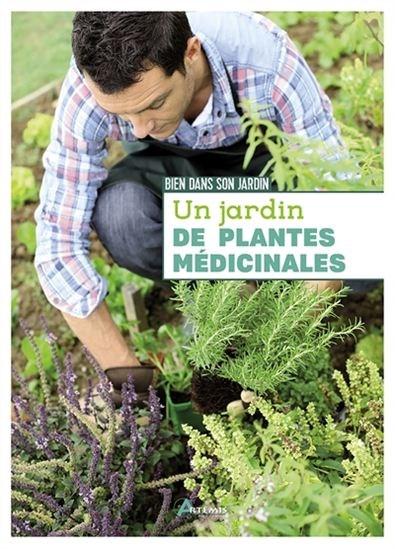 Image: Un jardin de plantes médicinales