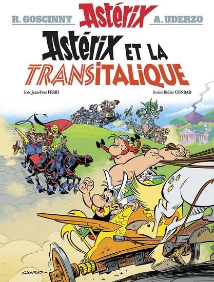 Image: Astérix et la Transitalique