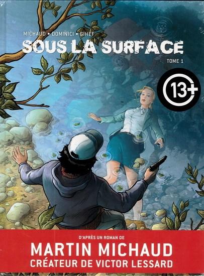 Image: Sous la surface